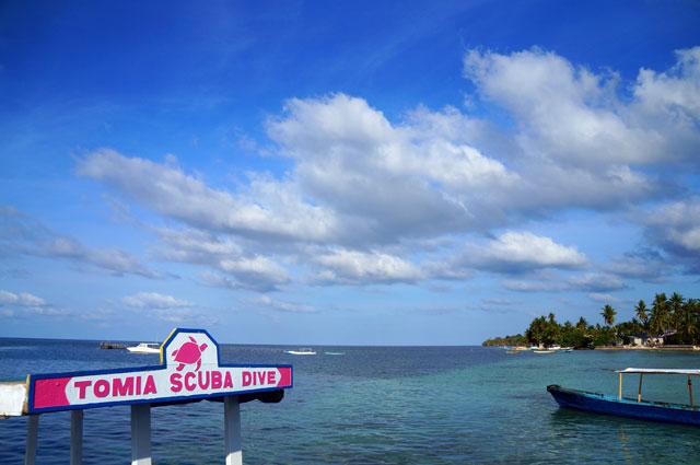 Tomia adalah salah satu Pulau dari Kepulauan Wakatobi yang cantik luar biasa!