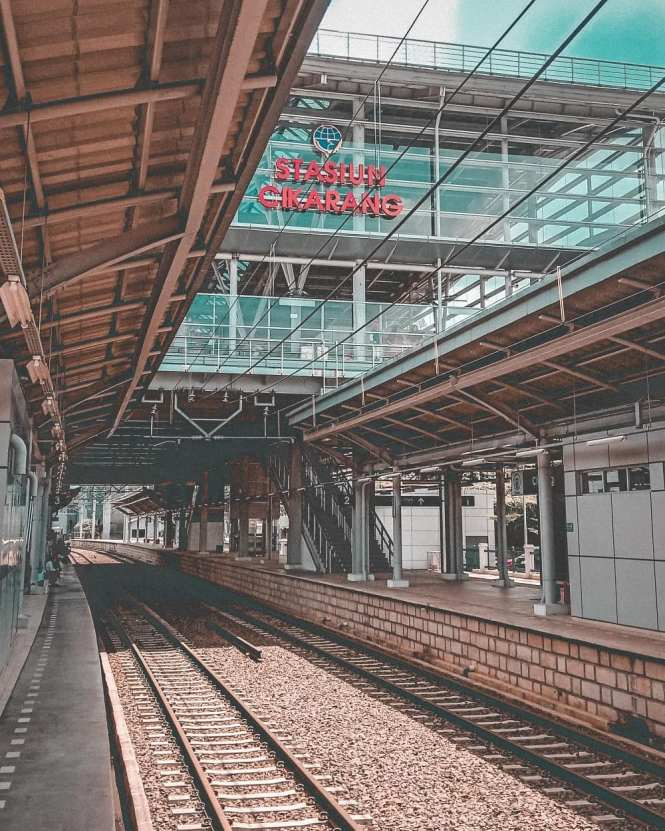 Rute Jadwal KRL Jakarta - Info Jadwal KRL Cikarang Jakarta Kota Commuterline Hari Ini Tahun 2020