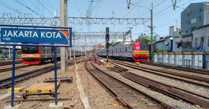 Rute Jadwal KRL Jakarta - Info Jadwal KRL Jakarta Kota Cikarang Commuterline Hari Ini Tahun 2020