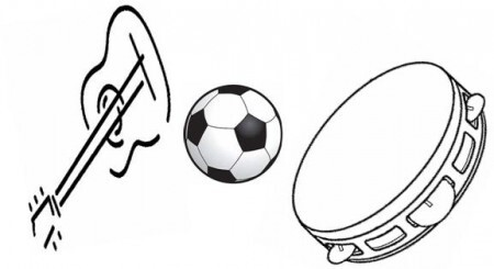 Futebol e Samba na laje do Urucum