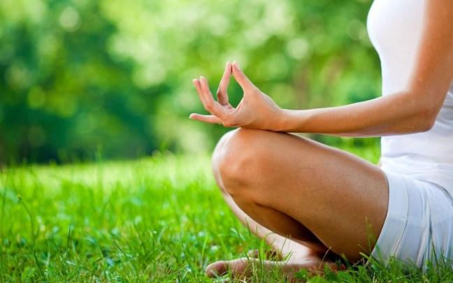 dia de meditação