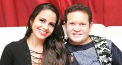 Ximbinha se casa com pivô de sua separação de Joelma