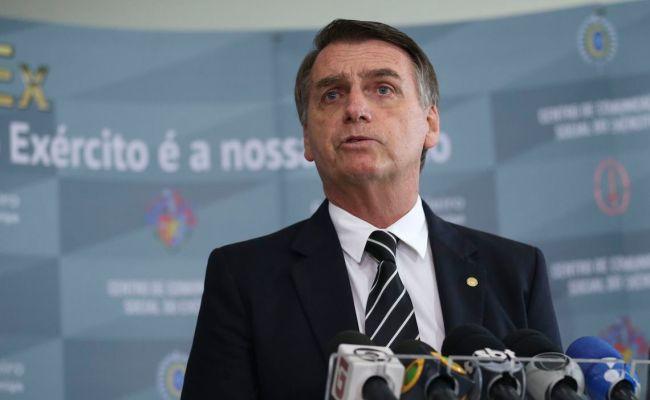 Bolsonaro Manifesta Preocupação Sobre Amputação De Pênis