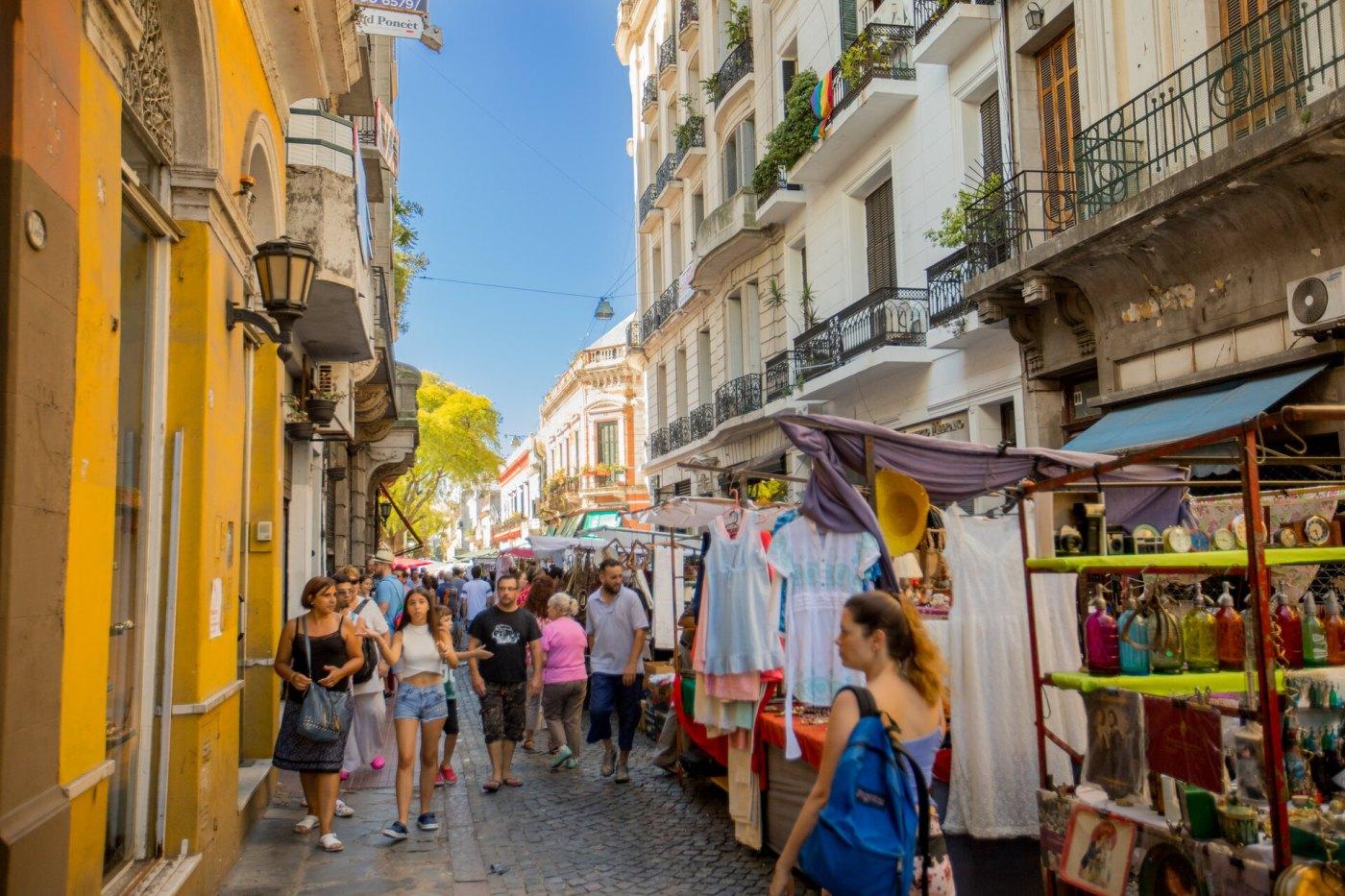 Brasileiros foram os que mais viajaram a Buenos Aires em 2018