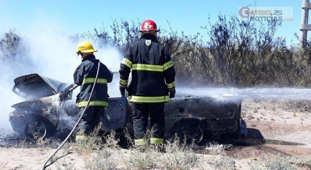 Incendio Camio2