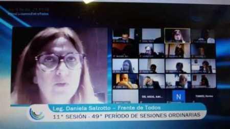 salzotto sesion online - Catriel25Noticias.com