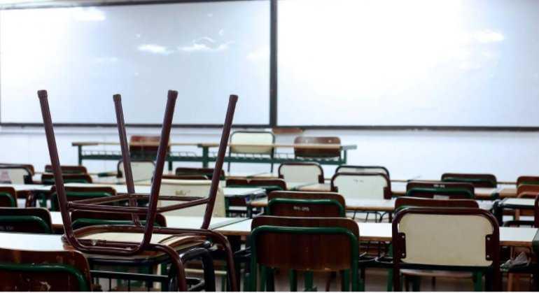 Unter rechaza uno de los mejores salarios del país y deja a miles de alumnos sin volver a las aulas