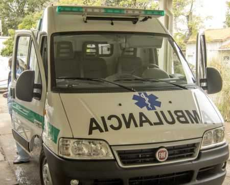 Catriel: Confirman suspensión del chofer de ambulancia implicado en una causa de drogas