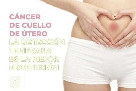 ¿Qué es y cómo prevenir el cáncer de cuello de útero?