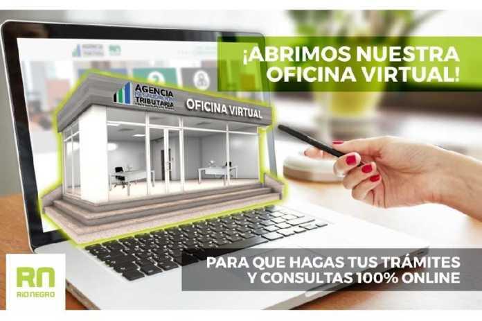 Río Negro: Rentas habilitó su «oficina virtual»