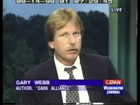 Resultado de imagen de gary webb wikipedia