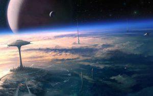 ¿Extraterrestres ancestrales estarian a la espera de un fenómeno en el universo?