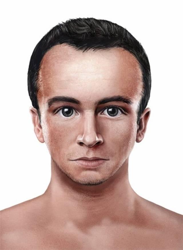 El hombre del futuro: Vivirá más allá de los 100 mil años. Su cara, reducida, tendrá órbitas oculares mayores y su cráneo será más globular y desarrollado. El mentón, pequeñísimo.
