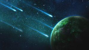 Asteroides se acercan a la Tierra en 2019.