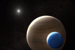 ¿Encuentran una exoluna? primera luna orbitando un planeta extrasolar