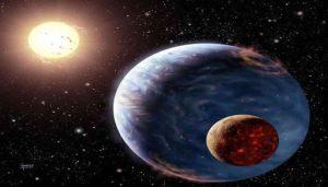 ¿Condiciones que necesitan para que un planeta extrasolar sea habitable?