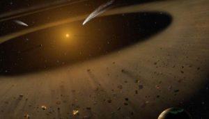 ¿Es Nibiru el objeto masivo que aparece cerca del Sol?