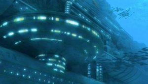 Hay civilizaciones extraterrestres que están instaladas en el fondo del mar