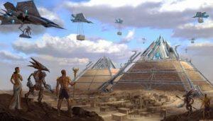 La Piedra de Palermo, la confirmación de los Antiguos Astronautas en el Antiguo Egipto