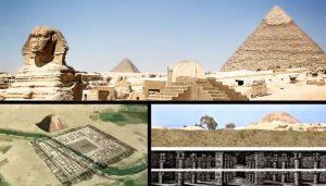 ¿Ocultaron información sobre laberinto bajo las pirámides de Egipto?