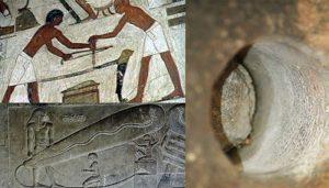 Abusir: Tecnología avanzada que usaron en antiguo Egipto ¿alienígenas?