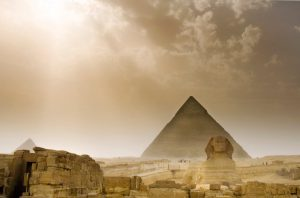 Archivo de la KGB revela los misterios de la Gran Pirámide de Guiza