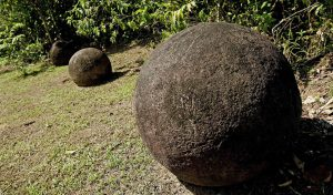 ¿hicieron las Esferas de Piedra de Costa Rica en la época precolombina?