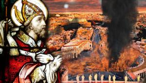 La profecía de Malaquías y la relacion con la ciudad del Vaticano