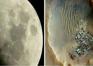 ¿Existe una civilización en el lado oculto de la luna?