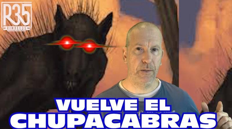 ALERTA: VUELVE EL CHUPACABRAS, ESTA VEZ PENETRA EN LA MENTE