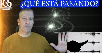 ALGO ESTÁ PASANDO: BOLAS DE FUEGO Y TERREMOTOS SIN PARAR