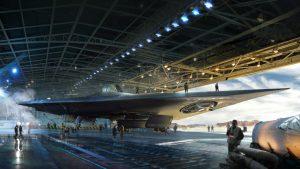 Afirman que EEUU crea un avión con tecnología extraterrestre
