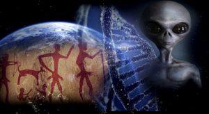 Los humanos son híbridos de la creación de los antiguos extraterrestres