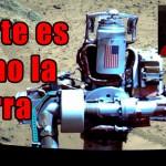 Marte es Como la Tierra, La Prueba Definitiva