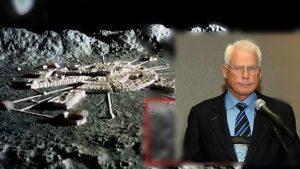 Millones de alienígenas de tipo humanoide que viven en la Luna