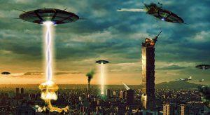 Podría una invasión extraterrestre detonar la tercera guerra mundial en nuestro planeta1