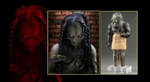 Revelaciones de seres reptilianos hechas por Credo Mutwa