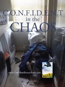 piled up laundry