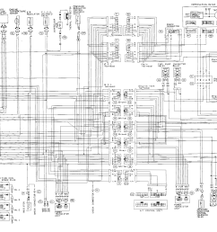 s14 wiring diagram easy wiring diagrams s14 ignition diagram s14 240sx wiring diagram free picture schematic [ 7037 x 3076 Pixel ]