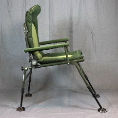 Tall Fishing Chair Recaning A Houston Nash Indulgence Hi Back Review Catsandcarp Com With The Feet Fully Extended It Is Very