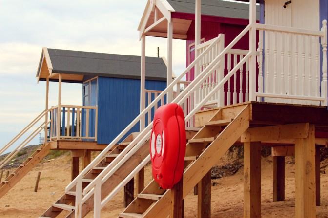 Wells Beach Huts 3