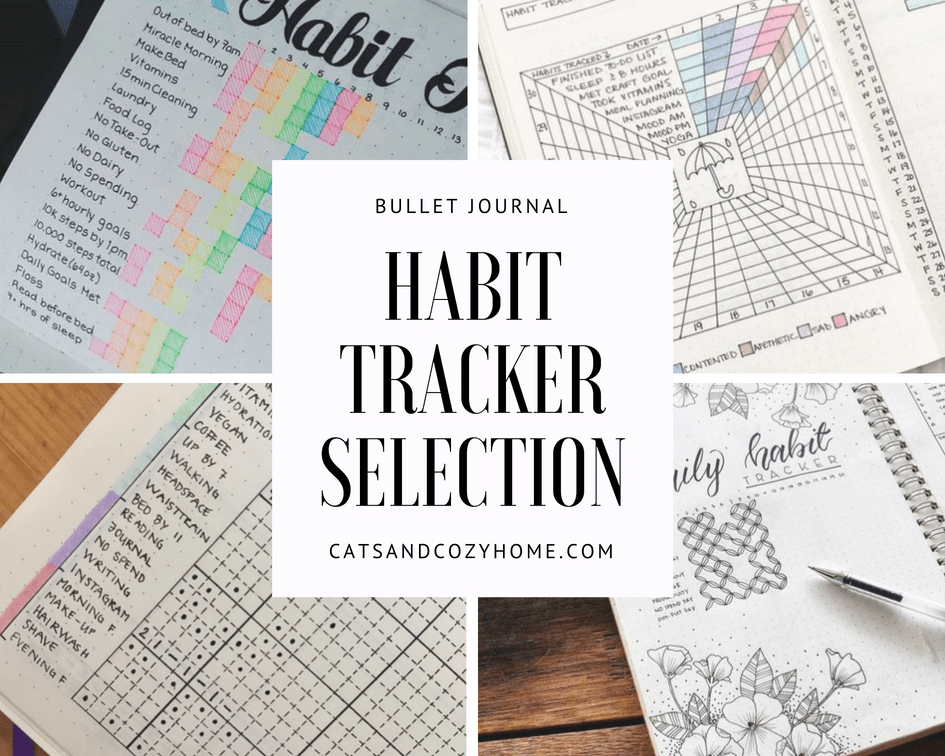 Habit tracker - Sélection
