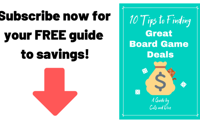 Prime Day Board Game Deals 2019 The Best Of The Best