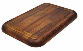 tagliere legno c-canalina arrotondato