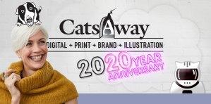 CatsAway 20 year anniversary