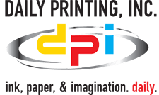 Daily Printing Logo