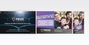 PRIDE Institute Advertisements