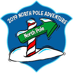 Trip Badge: North Pole 2019