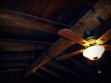 Cabin roof. It looks soooo heavy.