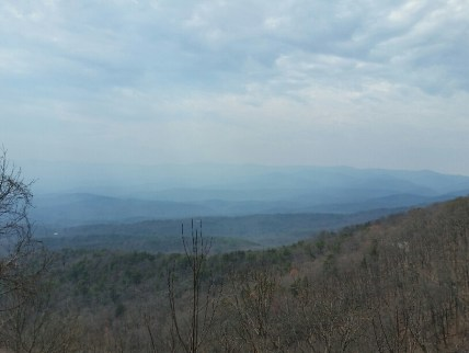 View from East Ridge Trail